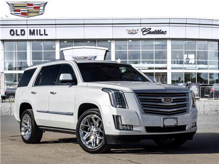 2018 Cadillac Escalade Platinum (Stk: 132061U) in Toronto - Image 1 of 22