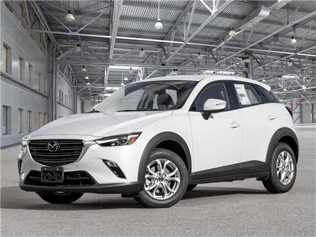 2019 Mazda CX-3 GS (Stk: 19103) in Toronto - Image 1 of 22