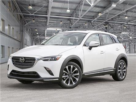 2019 Mazda CX-3 GT (Stk: 19122) in Toronto - Image 1 of 23