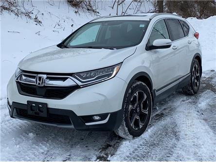 2017 Honda CR-V Touring (Stk: UC3435) in London - Image 2 of 13