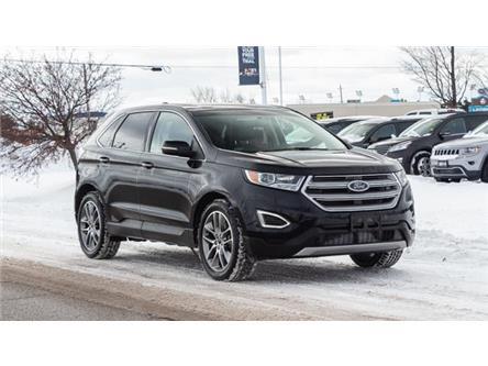 2016 Ford Edge Titanium (Stk: 43083AU) in Innisfil - Image 1 of 17