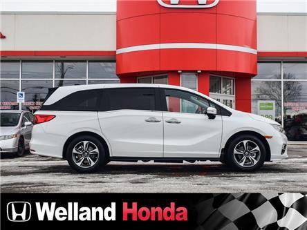 2020 Honda Odyssey EX-L Navi (Stk: N20085) in Welland - Image 2 of 27
