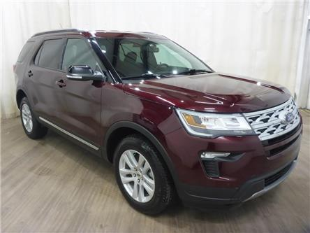 2018 Ford Explorer XLT (Stk: 20011022) in Calgary - Image 1 of 29