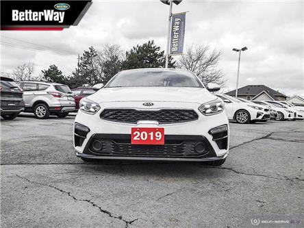 2019 Kia Forte EX+ IVT |SUNROOF |APPLE CARPLAY | SAFETY PACKAGE (Stk: 5584) in Stoney Creek - Image 2 of 20