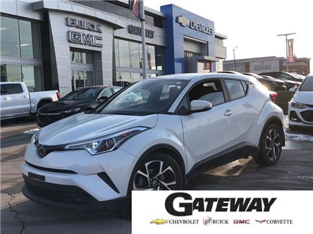 2018 Toyota C-HR XLE-SUNROOF-REAR CAMERA-HEATED SEATS (Stk: W18893) in BRAMPTON - Image 1 of 20