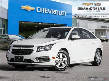 2016 Chevrolet Cruze Limited 2LT (Stk: 129509A) in Oshawa - Image 1 of 36