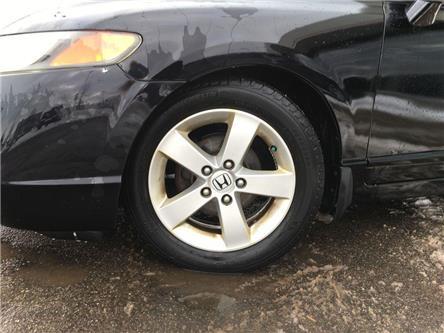 2007 Honda Civic Sedan EX SUNROOF, ALLOY WHEELS, STEERING WHEEL CONTROLS (Stk: 46423A) in Brampton - Image 2 of 17