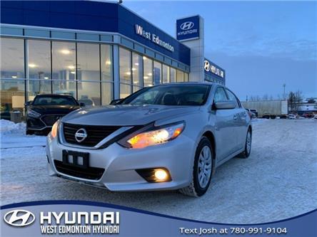 2017 Nissan Altima  (Stk: E4888) in Edmonton - Image 1 of 16