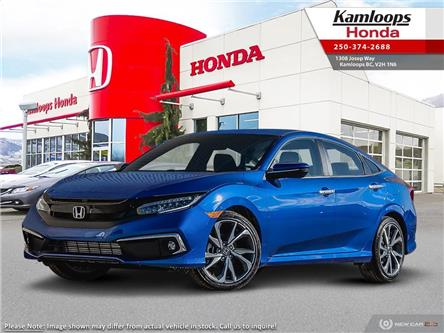 2020 Honda Civic Touring (Stk: N14828) in Kamloops - Image 1 of 23