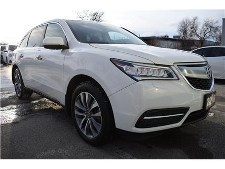 2016 Acura MDX Technology Package (Stk: 507411P) in Brampton - Image 1 of 30