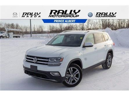 2019 Volkswagen Atlas 3.6 FSI Execline (Stk: V1131) in Prince Albert - Image 1 of 9