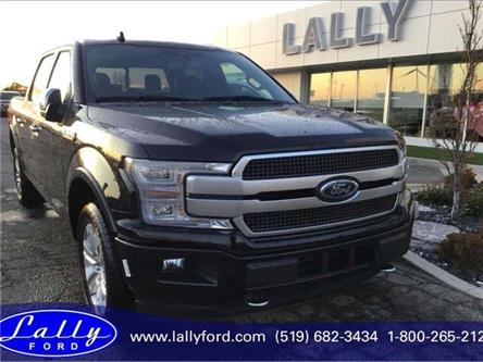 2020 Ford F-150 Lariat (Stk: FF25965) in Tilbury - Image 1 of 20