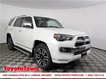 2020 Toyota 4Runner Base (Stk: E1570) in London - Image 1 of 30