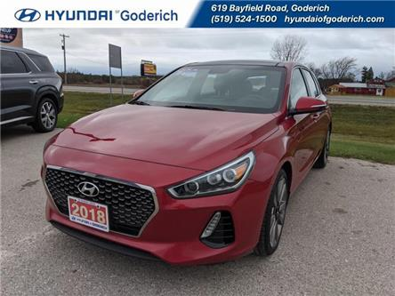 2018 Hyundai Elantra GT  (Stk: 90164B) in Goderich - Image 1 of 23