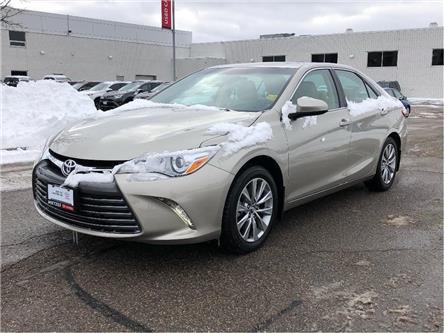 2016 Toyota Camry XLE (Stk: U3091) in Vaughan - Image 1 of 22