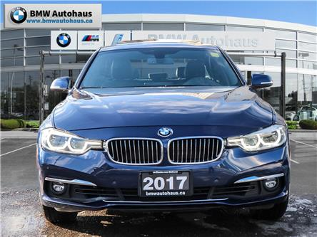 2017 BMW 330i xDrive Sedan (8D97) (Stk: P9268) in Thornhill - Image 2 of 26