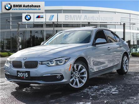 2016 BMW 328d xDrive (Stk: P9284) in Thornhill - Image 1 of 31