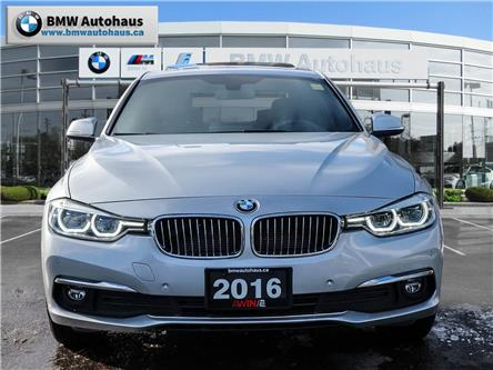 2016 BMW 328d xDrive (Stk: P9284) in Thornhill - Image 2 of 31