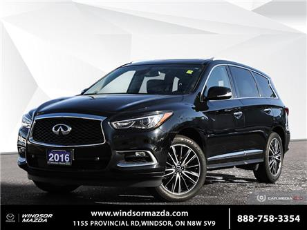 2016 Infiniti QX60 Base (Stk: PR8778) in Windsor - Image 1 of 26