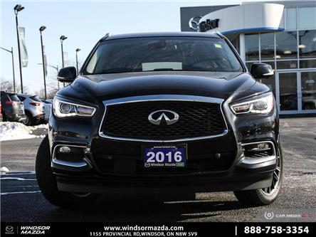 2016 Infiniti QX60 Base (Stk: PR8778) in Windsor - Image 2 of 26