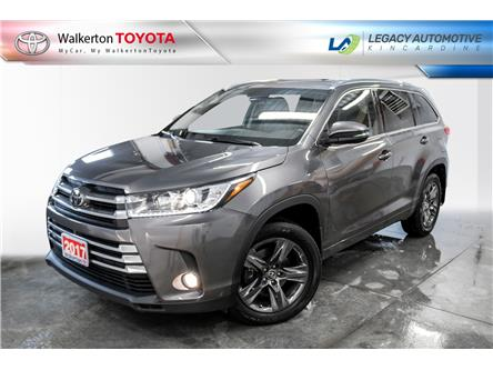 2017 Toyota Highlander Limited (Stk: P9165) in Walkerton - Image 1 of 18