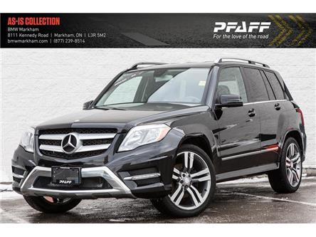 2013 Mercedes-Benz Glk-Class Base (Stk: O12570A) in Markham - Image 1 of 16