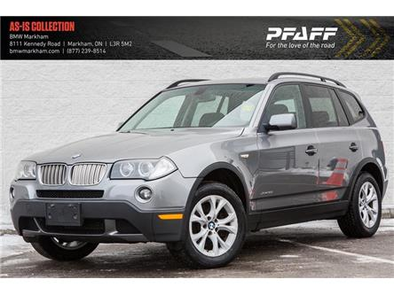 2009 BMW X3 xDrive30i (Stk: O12747A) in Markham - Image 1 of 15