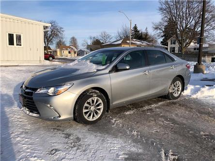 2017 Toyota Camry LE (Stk: U24019) in Goderich - Image 1 of 21