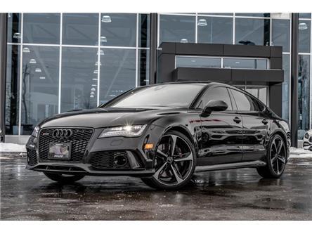 2014 Audi RS 7 4.0 (Stk: K3997) in Kitchener - Image 1 of 22