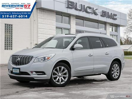 2016 Buick Enclave Premium (Stk: 20061A) in WALLACEBURG - Image 1 of 27