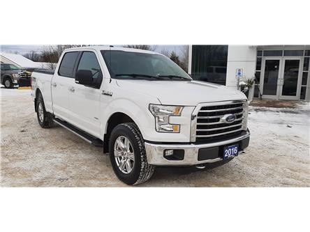 2016 Ford F-150 XLT (Stk: F1286A) in Bobcaygeon - Image 1 of 20