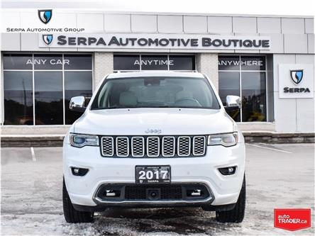 2017 Jeep Grand Cherokee Overland (Stk: P1374A) in Aurora - Image 2 of 29