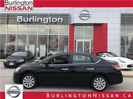 2014 Nissan Sentra  (Stk: A6894) in Burlington - Image 1 of 17