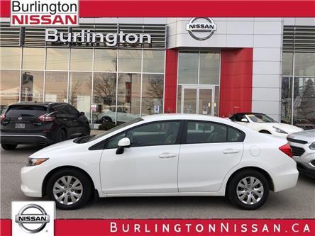 2012 Honda Civic LX (Stk: Y1276A) in Burlington - Image 1 of 19
