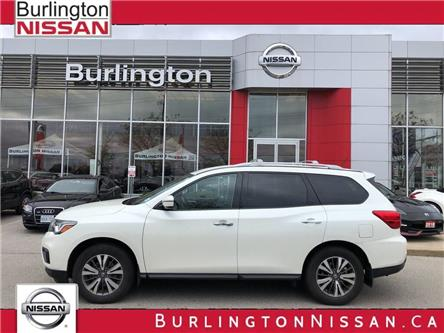 2017 Nissan Pathfinder SV (Stk: A6832) in Burlington - Image 1 of 19