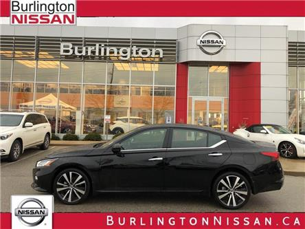 2019 Nissan Altima 2.5 Platinum (Stk: A6859) in Burlington - Image 1 of 19