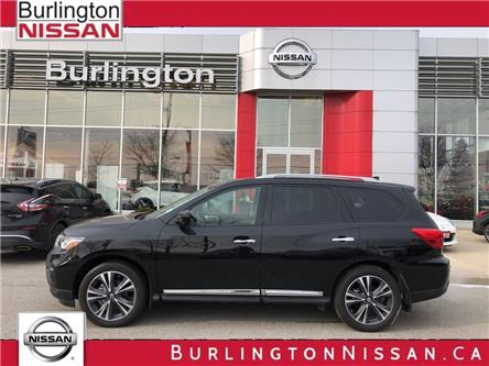 2019 Nissan Pathfinder Platinum (Stk: A6866) in Burlington - Image 1 of 18