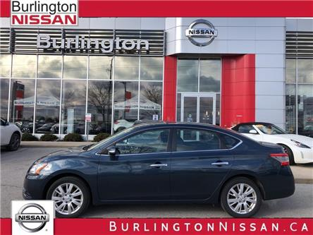 2014 Nissan Sentra SL (Stk: 20425A) in Burlington - Image 1 of 18
