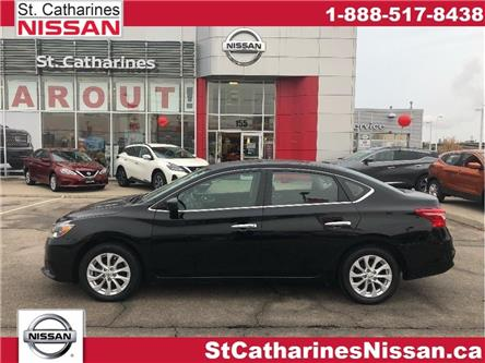 2017 Nissan Sentra  (Stk: SE19019A) in St. Catharines - Image 1 of 22