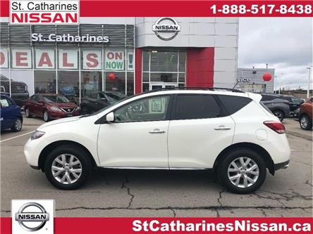2014 Nissan Murano  (Stk: P2475A) in St. Catharines - Image 1 of 25