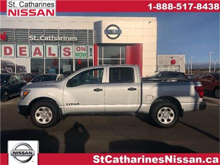 2017 Nissan Titan  (Stk: TI19011A) in St. Catharines - Image 1 of 18