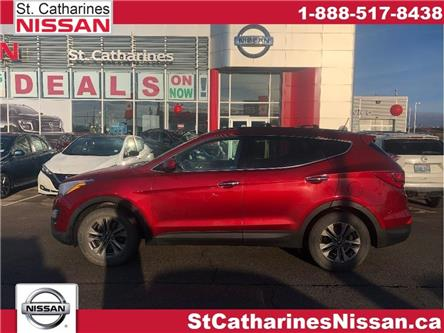 2016 Hyundai Santa Fe Sport  (Stk: P2488A) in St. Catharines - Image 1 of 20