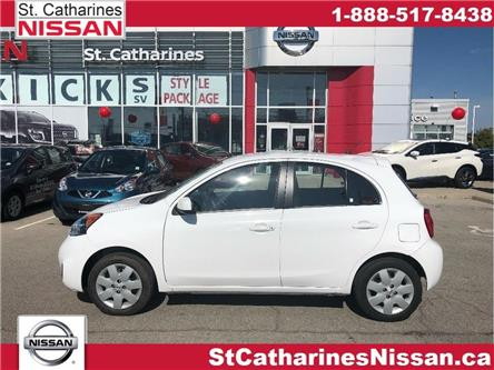 2018 Nissan Micra  (Stk: P2452) in St. Catharines - Image 1 of 19