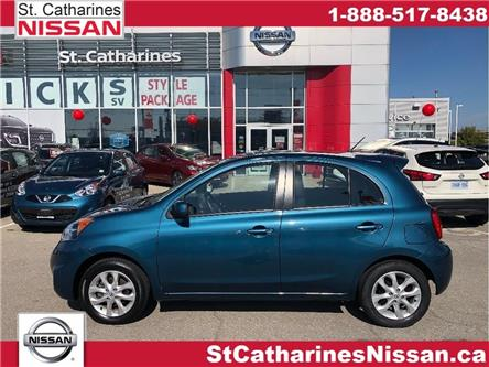 2018 Nissan Micra  (Stk: P2461) in St. Catharines - Image 1 of 18