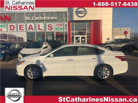 2018 Nissan Altima  (Stk: P2544) in St. Catharines - Image 1 of 21