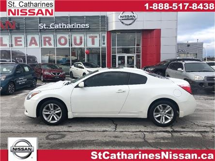 2013 Nissan Altima 2.5 S (Stk: P2557) in St. Catharines - Image 1 of 21