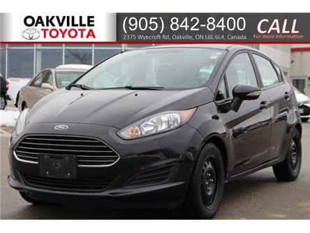 2015 Ford Fiesta SE (Stk: 20480A) in Oakville - Image 1 of 8