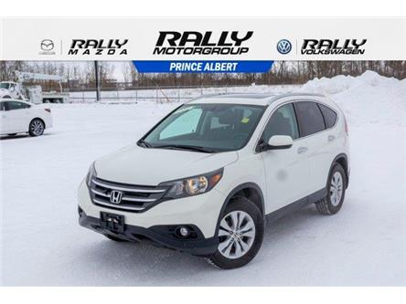 2014 Honda CR-V Touring (Stk: V738) in Prince Albert - Image 1 of 11