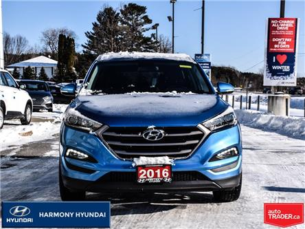 2016 Hyundai Tucson  (Stk: 20040A) in Rockland - Image 2 of 27