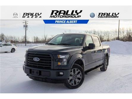 2016 Ford F-150  (Stk: V1142) in Prince Albert - Image 1 of 11